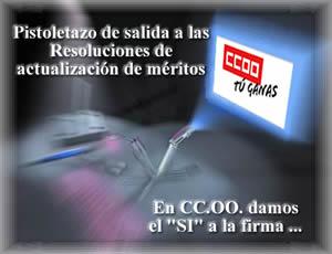 """CC.OO. da el """"visto bueno"""" a la modificación del Reglamento de Contrataciones que abre la puerta a las inmediatas actualizaciones de méritos en la Bolsas de trabajo temporal del SESPA."""