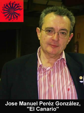 """Falleció Manolo """"el Canario"""", compañero de CC.OO. del Hospital Central"""