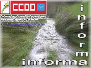 INFORMACIONES DE LA OPE DEL PRINCIPADO Y DE LA NEGOCIACION SOBRE ATENCION CONTINUADA