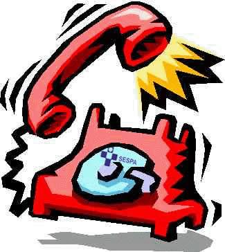 EN ESTOS DIAS: ¡¡COLAPSO TELEFONICO EN EL SESPA!! POR EL BORRADOR DE RESOLUCION DEL CONCURSO DE TRASLADOS.