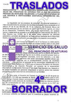 REUNION SESPA SINDICATOS SOBRE CONCURSO DE TRASLADOS
