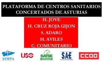 La constirución de la Plataforma de Centros Concertados de Asturias ... es ya un hecho.