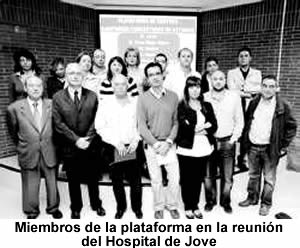 FORMALIZADA LA ANUNCIADA PLATAFORMA DE CENTROS CONCERTADOS
