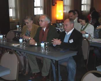 El Consejero y la Gerente del SESPA se dirigen al 9º Congreso…
